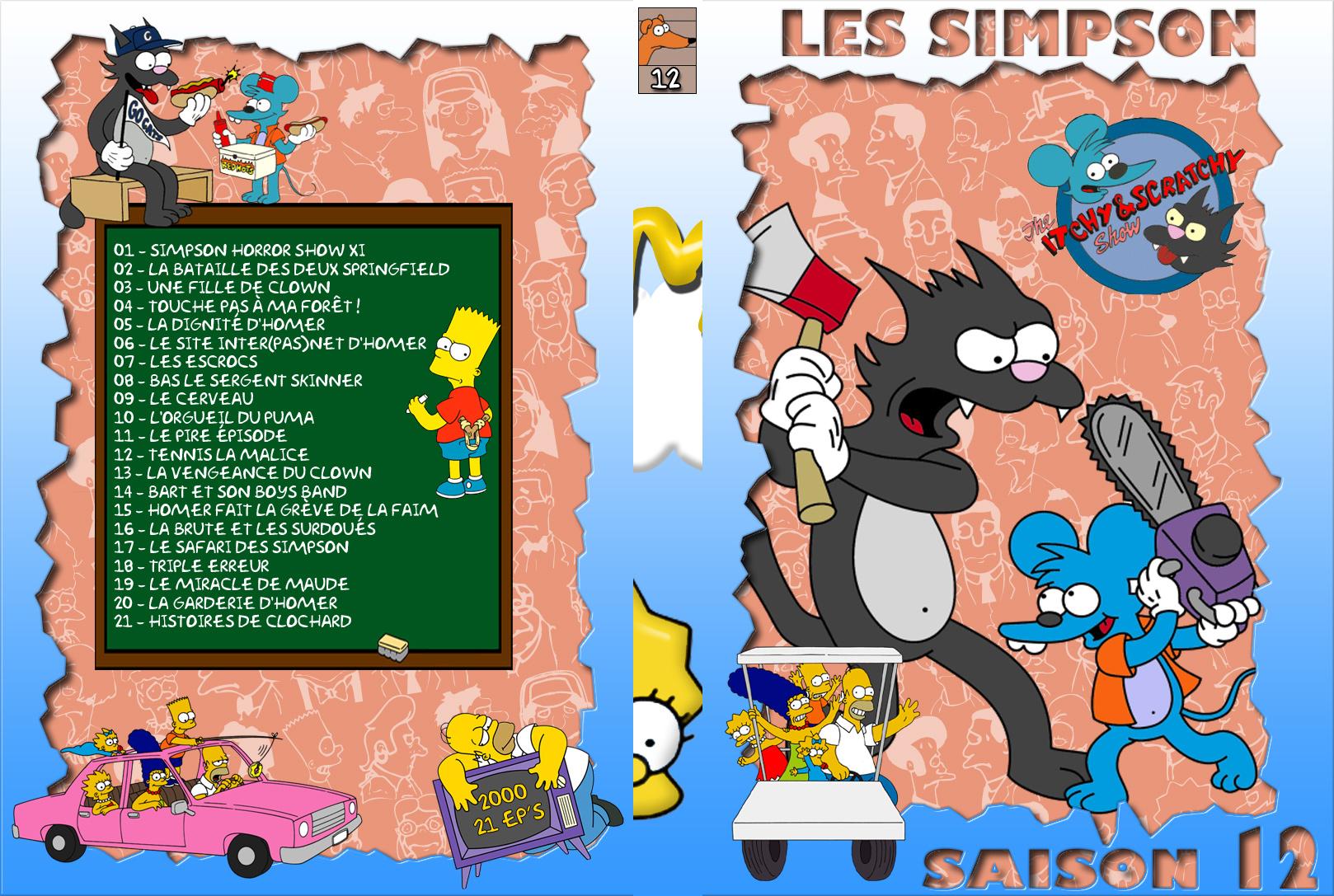 Livre d'or Simpson